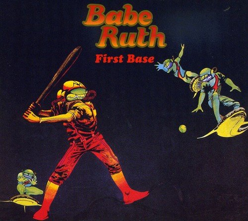 Babe Ruth: First Base (Digipack) (Audio CD)