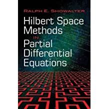 Hilbert Space Methods in Partial Differential Equations (Dover Books on Mathematics)
