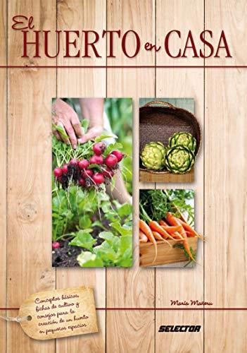 Huerto en casa eBook: María Mañeru: Amazon.es: Tienda Kindle