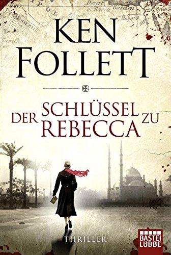 der-schlussel-zu-rebecca-roman-allgemeine-reihe-bastei-lubbe-taschenbucher