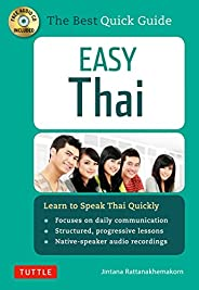 Easy Thai: Learn to Speak Thai Quickly (Includes Audio CD) (Easy Language)