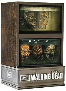 """The Walking Dead - L'intégrale de la saison 3 [Édition limitée ultime Blu-ray """"Aquarium""""]"""