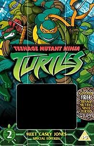 Teenage Mutant Ninja Turtles - Vol 2 [Ltd Edition Gift Pack] [VHS]