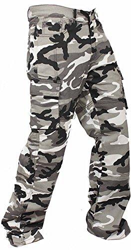 Schutz Motorradhose städtischen Camouflage Motorrad Hose Jeans Fracht Verstärkt durch Aramid Schutzauskleidung