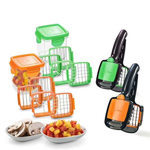 Genius Nicer Dicer Quick Set...