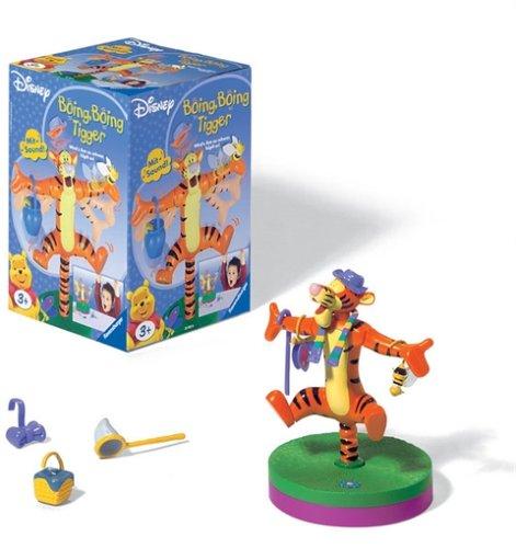 Ravensburger - Disney Winnie the Pooh - Boing, Boing Tigger, Legespiel