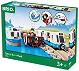 BRIO World 33725 - BRIO World Passagierfähre-Set