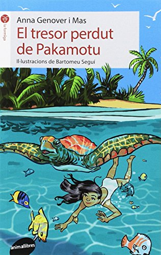 El tresor perdut de pakamotu editado por Animallibres, s.l.
