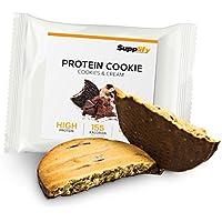 Supplify Protein Whey Protein Powder Soft Cookie–Fitness Snack (