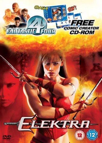Elektra [Plus Free Comic Creator CD-Rom] [UK Import]