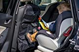 Britax Römer Rücksitz-Organizer, Rückenlehnenschutz, Rückenlehnen-Tasche für Autositz, schwarz Bild 3