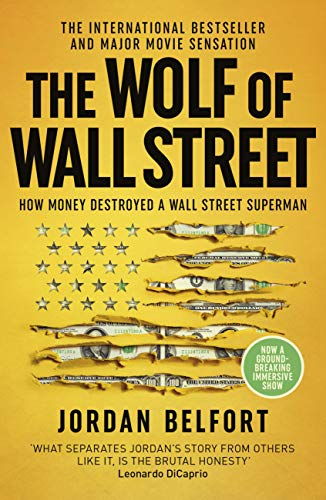 The Wolf of Wall Street (English Edition) -