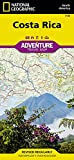 Costa Rica: Travel Maps International Adventure Map: NG.AM3100 (National Geographic Adventure Map, Band 3100)