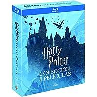 Harry Potter Colección Completa Ed. 2018 Blu-Ray