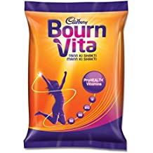 Bournvita Pro Health Chocolate Drink Pouch - 75 g
