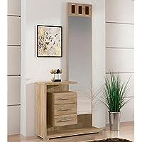 LIQUIDATODO ® - Mueble de recibidor Moderno Color Cambrian - Prisma