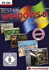 Best of Windows 8 Games Collection