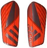 adidas Ghost Pro Schienbeinschoner, Solar Red/Iron Metallic/Vivid Red, M