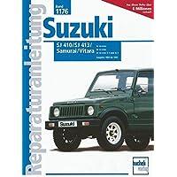 Suzuki SJ 410 bis 1986 (1,0 Ltr.),