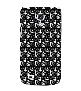 EPICCASE attitude kitty Mobile Back Case Cover For Samsung Galaxy S4 (Designer Case)