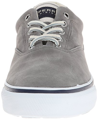 Sperry Striper CVO Washable, Sneakers Basses Homme Gris - Gris
