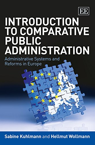 Introduction to Comparative Public Administration por Sabine Kuhlmann