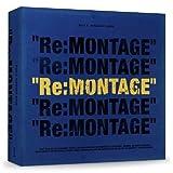 BLOCK B [RE:MONTAGE] 6th Mini Repackage Album CD+Photobook+PhotoCard+Calendar Set+etc+Tracking Number K-POP SEALED