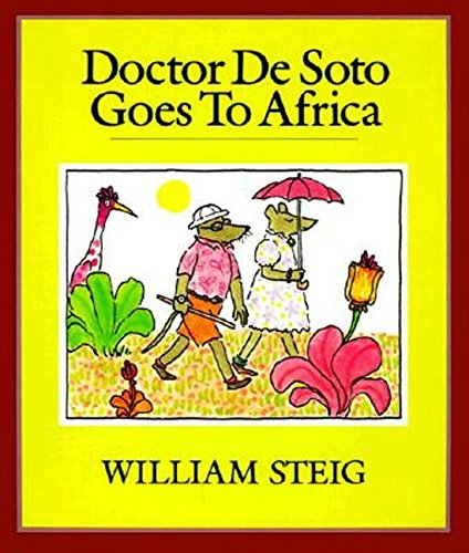 Doctor de Soto Goes to Africa (Trophy Picture Books (Paperback))