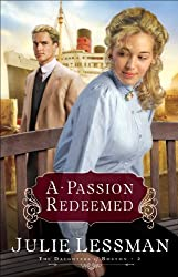 A Passion Redeemed (The Daughters of Boston Book #2): Bk. 2