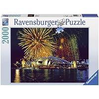 Ravensburger 16622 0 - Fuochi d'Artificio a Sydney Puzzle, 2000 Pezzi