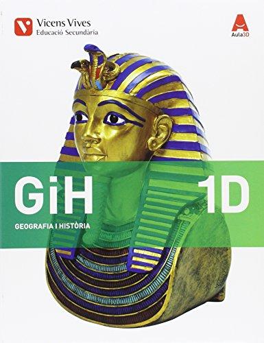 Gih 1d (quadern diversitat) aula 3d: gih 1d catalunya geografia i història diversitat aula 3d: 000001 - 978846823256