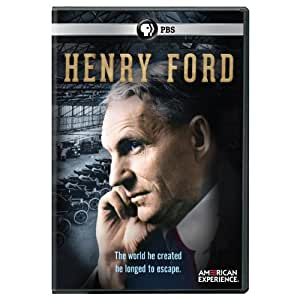 American Experience: Henry Ford [DVD] [2013] [Region 1] [US Import] [NTSC]