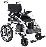 CHAIR Silla de ruedas, silla de rehabilitación médica para personas mayores, personas mayores, silla de ruedas eléctrica por Kwk Entrega gratuita y amplificador; Devolución gratuita de Reino Unido Ga