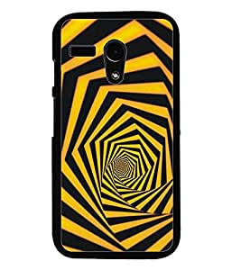 PrintDhaba Pattern D-5294 Back Case Cover for MOTOROLA MOTO G (Multi-Coloured)