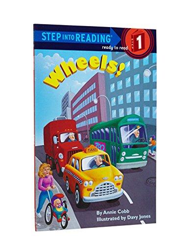 Wheels! (Early Step into Reading)