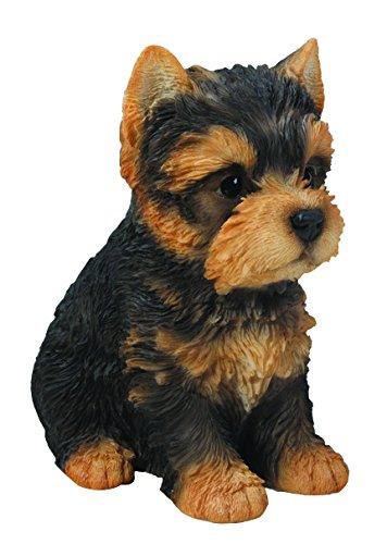hi-line Geschenk LTD sitzender Yorkshire Terrier Welpen, 165,1cm (Yorkshire Welpen)