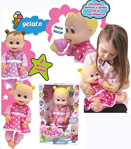 Giochi Preziosi Happy Babies Gelato Assortito 834, Multicolore, 8056379064442