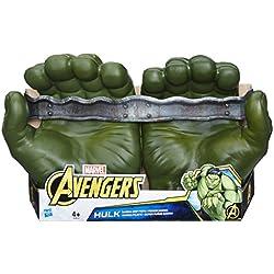 Marvel Avengers - Hulk Super Puños Gamma (Hasbro E0615EU4)