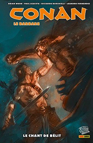 Conan le barbare T04 : Le chant de Bêlit