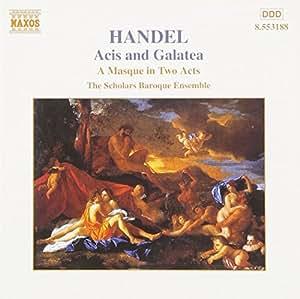 Händel: Acis and Galatea (Gesamtaufnahme) (Aufnahme All Saints' Church East Finchley 1993)