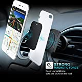 Car Phone Holder Air Vent, Mpow Magnetic Car Phone Mount 360 Degree Swivel Phone Holder for Car Cradle Universal Car Mount for iPhone 7 6 6 Plus 5 Samsung S8 S7 LG Sony Huawei and Other Smartphones Bild 1