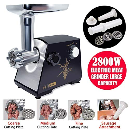 YUMUN 2800 Watt Electric Meat Gr...