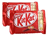#1: Big Bazaar Combo - Nestle Chocolate Kit Kat, 37.3g (Pack of 2) Promo Pack