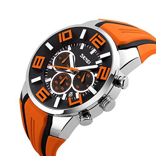mode-sport-bracelet-en-silicone-trois-yeux-montre-a-quartz-hommeorange