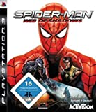 Activision  Spider-Man: Web of Shadows, PS3