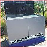 TAB RIFFLINE 630 Aquarium 150x70x60cm Pool 630 Liter Meerwasserkombination