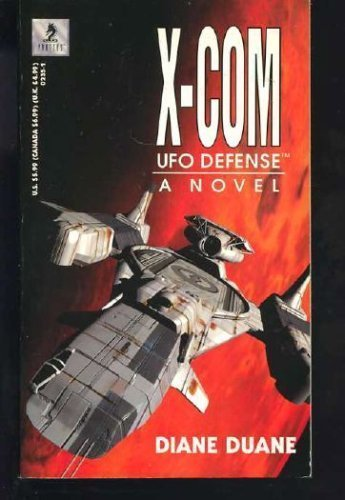 X-Com UFO Defense: A Novel