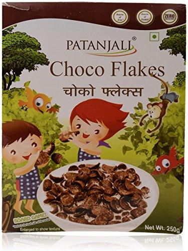 Patanjali Choco Flakes -  250g Pack