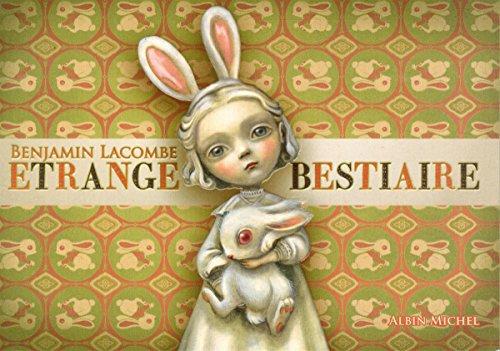 Etrange bestiaire - Coffret de 20 cartes (A.M. DIVERS) por Benjamin Lacombe