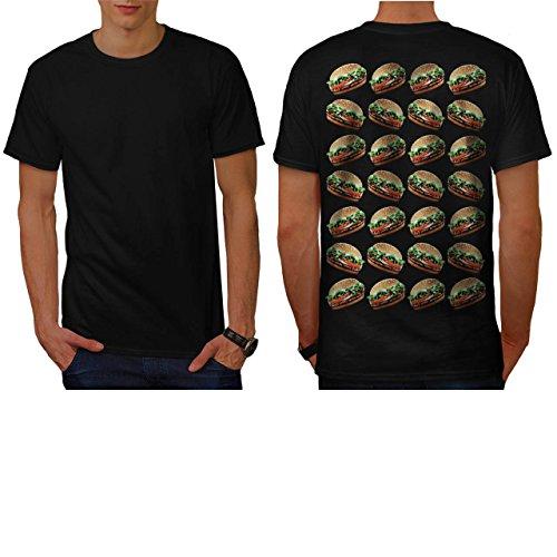 burger-multiple-joy-junk-food-men-new-black-l-t-shirt-back-wellcoda